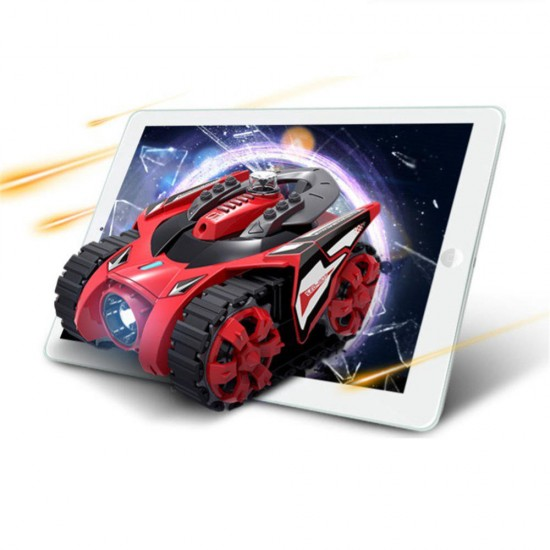 2PCS Galaxy Zega LEO GONDAR Rc Car youpin Tank For XiaoMi App Control Game Compatible W/ IOS Android