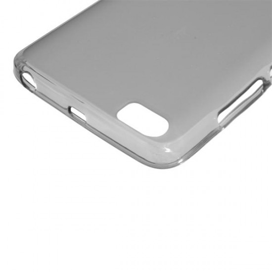2PCS Ultra Thin Clear Translucent Soft Skin TPU Case For Xiaomi Mi5 Mi 5