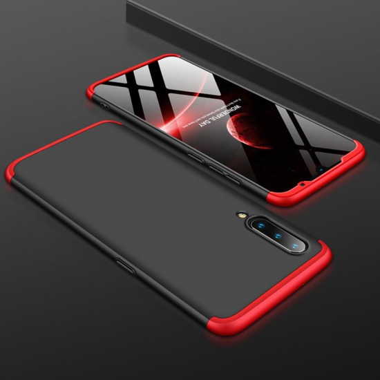 Bakeey 3 in 1 Double Dip 360° Hard PC Full Protective Case For Xiaomi Mi9 / Mi 9 Transparent Edition