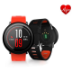 AMAZFIT Xiaomi IP67 Waterproof Zirconia Ceramics GPS Heart Rate Monitor Smart Watch(English Version)