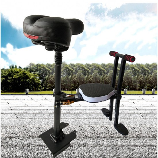BIKIGHT Baby Kid Chair Front Back Children Bicycle Security Seat for Xiaomi Electric Scooter E-bike
