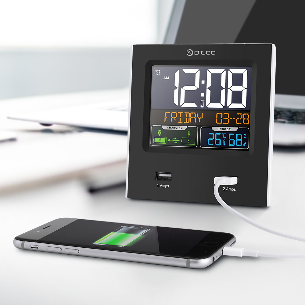 Digoo-DG-C3X-Time-Calendar-12hr24hr-Format-Switchable-Temperature-Humidity-Display-Dual-Alarms-Snooz-1277423