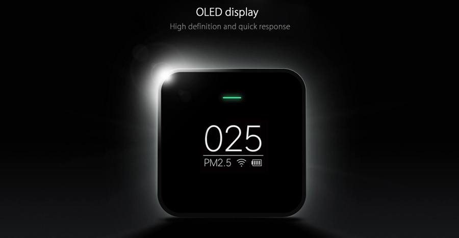 Original-Xiaomi-Black-Smart-OLED-Display-Accurate-Laser-Sensor-Air-Quality-Monitor-PM-25-Detector-1105034