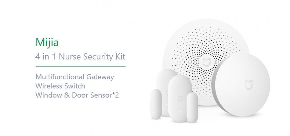 Original-Xiaomi-Mijia--4-in-1-Nurse-Security-Smart-Home-Kit-Alarm-System-with-Wireless-Switch-Window-1177008