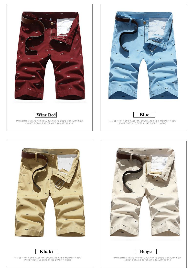 6-Colors-Mens-Casual-Cotton-Shorts-Fashion-Little-Pattern-Printted-Sports-Shorts-1167028