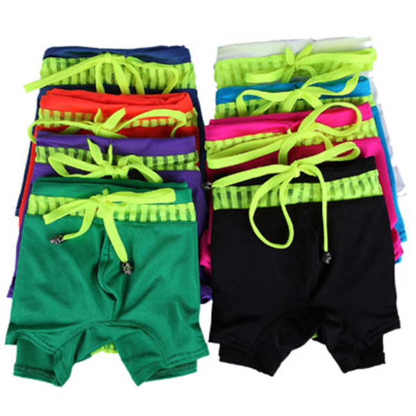 Breathable-Quick-Drying-Stripe-Contrast-Color-Beach-Swimming-Trunks-Mens-Boxers-1130161