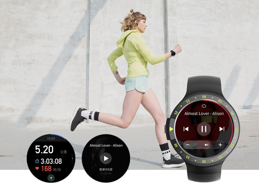 TicwatchS-Sports-Heart-Rate-Bluetooth-Music-GPS-WIFI-Smart-Watch-1150103